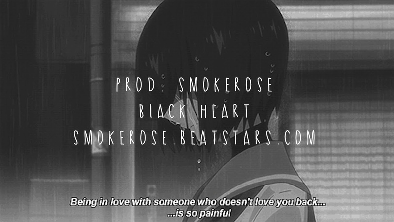 [FREE] Emo trap x Lil peep type beat black heart (prod. by smokerose)