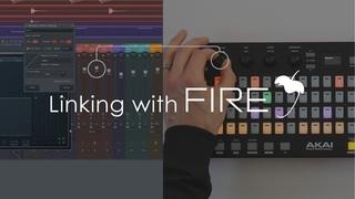 FL STUDIO FIRE | Linking Controls with Akai Fire