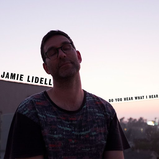 Jamie Lidell альбом Do You Hear What I Hear?