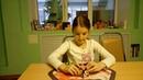 Бабенкова Полина собирает Айви куб