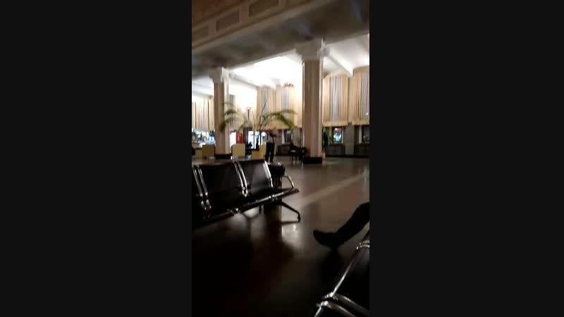 Новосибирск Вокзал-главный