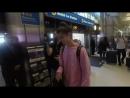 Приземлилась в международном аэропорту Лос Анджелеса 17 мая 2018