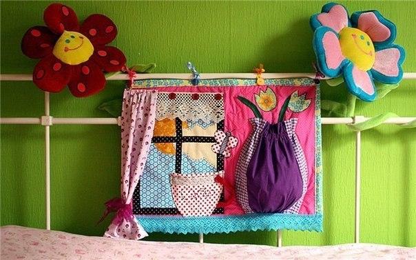 поделки из лоскутков ткани своими руками для дома