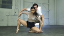 Billie Eilish - Bellyache Marian Hill Remix - Erica Klein Aidan Carberry - TMillyTV Dance