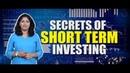 Short Term Trading Strategies Secrets of Short Term Investing in Stocks