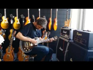 My handmade guitar / AMG SB (Saucy Beauty) Gibson LP Style