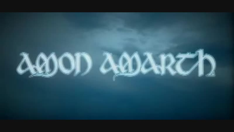 Amon Amarth Twilight Of The Thunder God (OFFICIAL VIDEO)