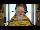 Протоиерей Димитрий Смирнов. Проповедь о терпении, страдании и утешении
