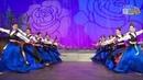 Танец с мечами в исполнении юных корейских девушек