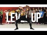 Танцы в Череповце с Юлией Князевой   Ciara - Level Up   Танцевальный Центр ЭЛЕФАНК