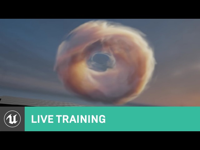 Realtime Simulation and Volume Modelling Plugin | Live Training | Unreal Engine