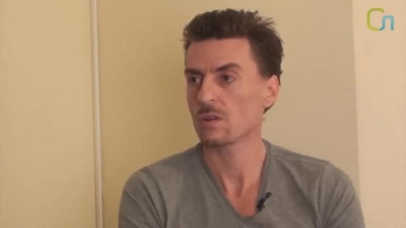 Константин Ропаев (15.11.2012) интервью (Неедение)