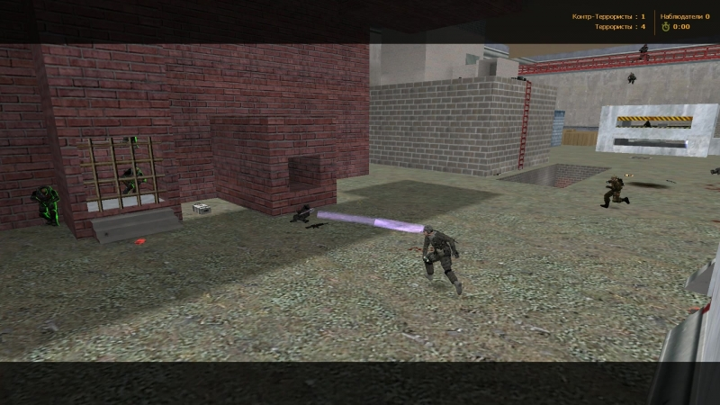 Хрумка VS 3 Выживших TRIPLE KILL