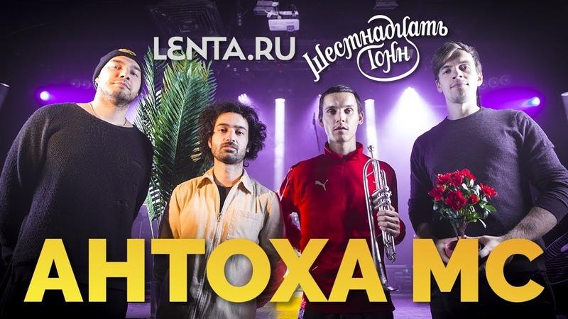 Антоха MC Город Солнца и Картоха ПРЕМЬЕРА НОВЫХ ПЕСЕН x 16 Тонн