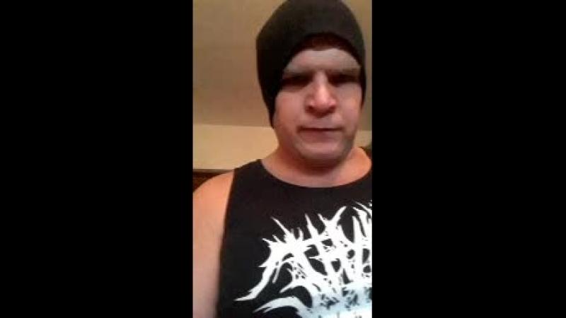 Юрий Зыкин - Live - invertor Downtempo Deathcore