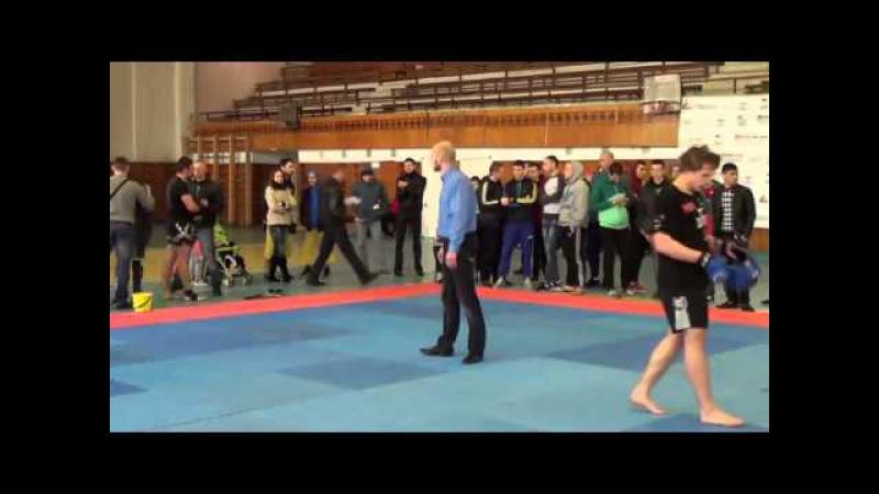 Кубок співдружності бойових мистецтв - перша частина