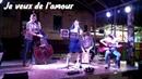 Sofy and CoffeeBusBand - Je veux de L'amour