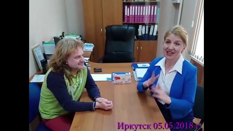 Клоун-мим-маг Вадим Кирюхин выступит в Иркутске 5 июня 2018. На жестовом языке