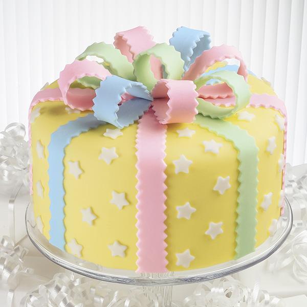 Как украсить торт из мастики своими руками