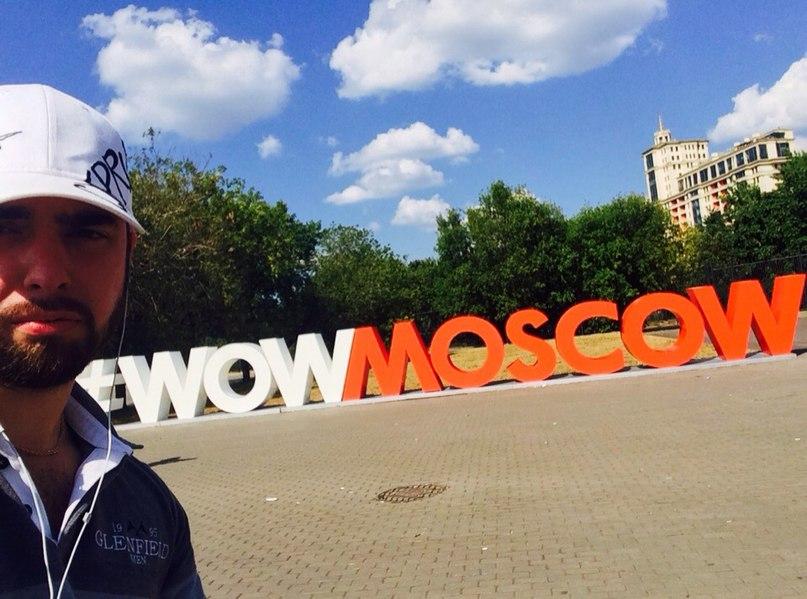 Roman Vorobyev | Москва