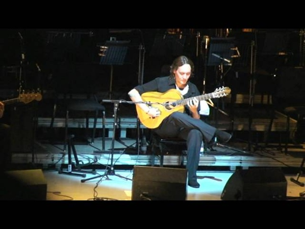 Festival de guitarra de cordoba vicente amigo y sera verdad