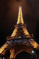 """Схема вышивки  """"Париж """": таблица цветов."""