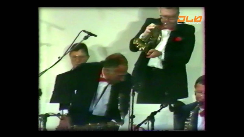 Whisper Not Benny Golson JLB Big Band Auditorium Musée Art Moderne Nice 1990