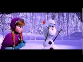 Olaf: So cute, it's like a little baby unicorn