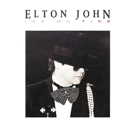 Elton John альбом Ice On Fire