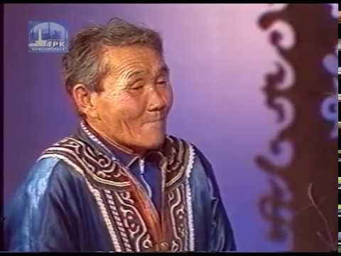 Песни на нанайском языке (КСТ)
