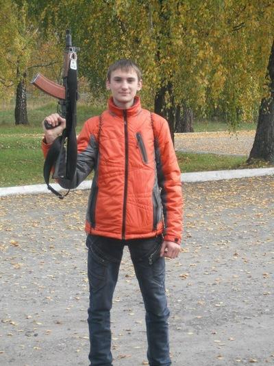 Дима Гритченко, 16 ноября 1996, Хойники, id139175619