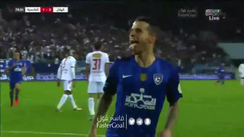 Vintage Sebastian Giovinco goal in his debut with Al Hilal