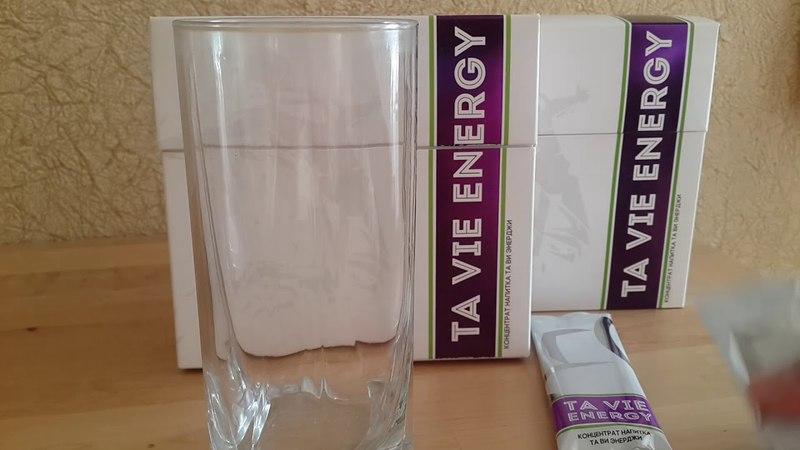 Пробую TaVie Energy на кефире! И вкусно, и полезно, и сытно !