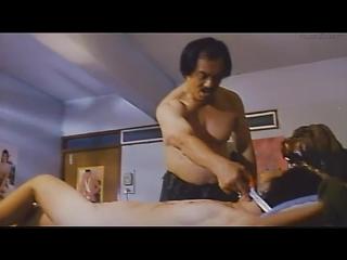 бдсм сцены(bdsm, бондаж, порка, садизм, изнасилования,rape) из фильма: Qian huo mei gui(Caged Beauties) - 1992-1993 год