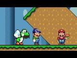 Telltale Games Super Mario Bros.