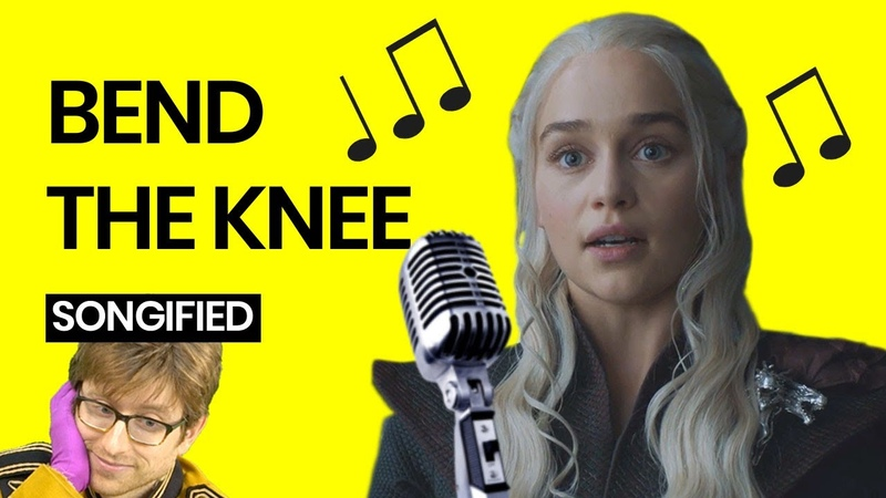 Bend the Knee - Songify Game of Thrones!