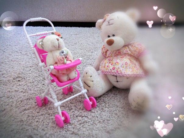 #коляска для деток #Барби  Маленькая коляска  для маленькой