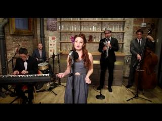"""bye bye blackbird"" (dean martin) jazz standard cover by robyn adele anderson"