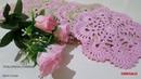 Toalhinha CHARME 0 21 cm diâmetro Karin