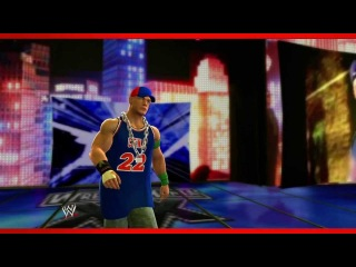 John Cena (Retro) WWE 2K14 Entrance and Finisher (Official)