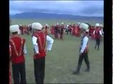 Туркменский танец Куштдепди в Туркменистане