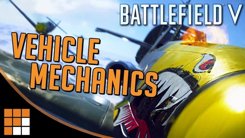 BATTLEFIELD 5 Vehicle Gameplay Mechanics: Resupply, Repair, Towing Explained