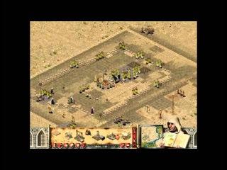 Скоростное прохождение Stronghold Crusader 3 миссия by Rojan22