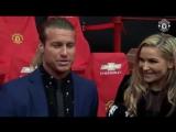 WWE stars gives Manchester United stars wrestling names