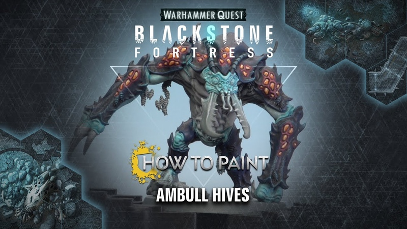 How to Paint Ambull Hives