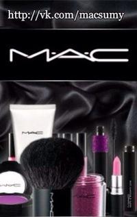 Mac косметика вконтакте