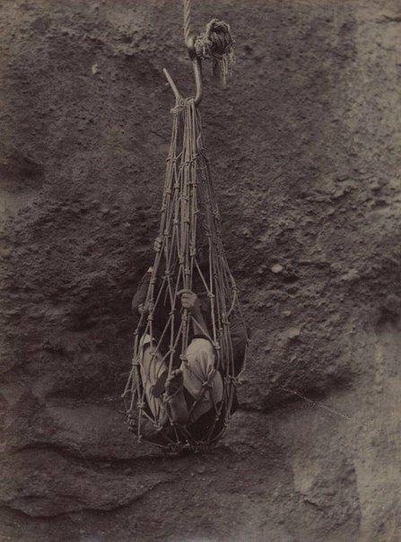 Тюрьма в Панаме 100 лет назад