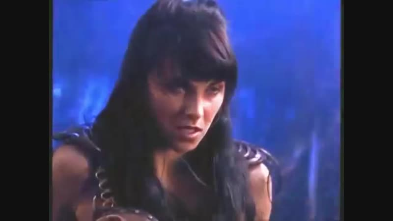 Xena Gabrielle- Beyond Subtext