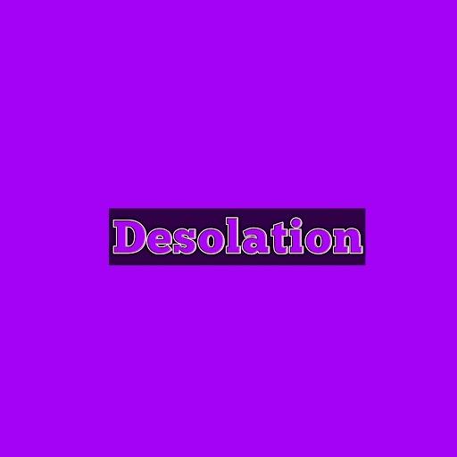 Element альбом Desolation