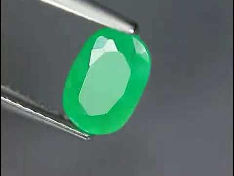 Зелёный берилл натуральный арт.5482
